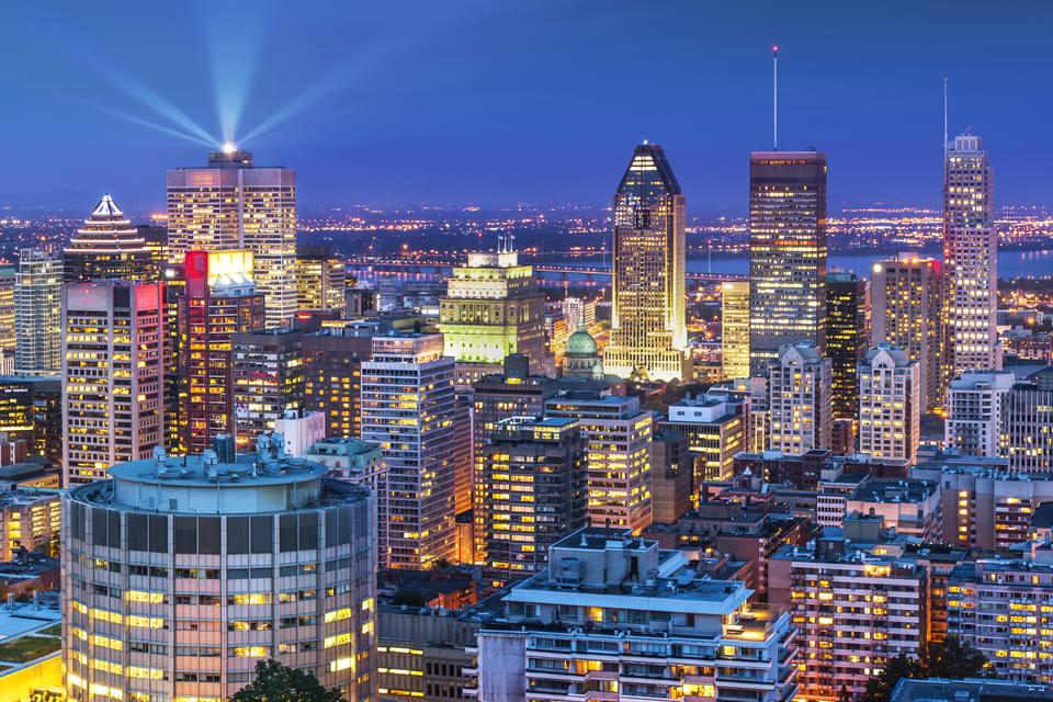 Ontario Canada - Trung tâm tài chính của Canada và Bắc Mỹ