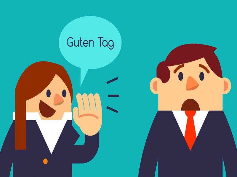 Học tiếng Đức giao tiếp theo phương pháp phản xạ - duhocbgc
